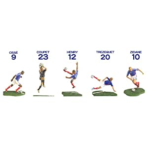 FT Champs - France (World Cup 2006) : 3 Inch Trading Collector Figure Box (1BOX=12個入)