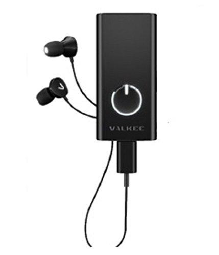 【正規代理店】眠りを測り、眠りを変える光刺激装置VALKEE2黒 (日本語取説・安眠チェッカー付)