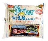 ヨコオデイリーフーズ 月のうさぎ 冷し素麺こんにゃく 麺つゆ 170g 1ケース(24食入)