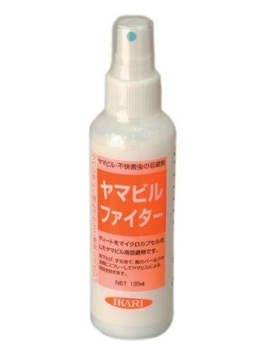 イカリ消毒 ヤマビルファイター 135ml