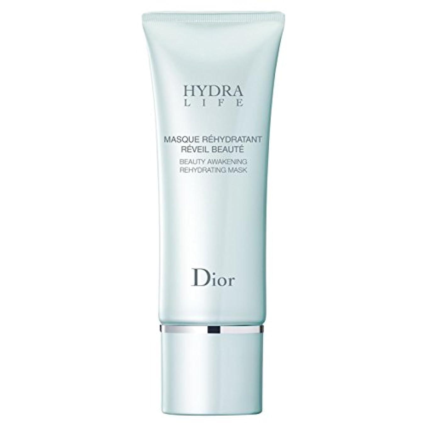 マトリックスペニー不可能な[Dior] マスク75ミリリットルを再水和ディオールヒドラ人生の美しさの目覚め - Dior Hydra Life Beauty Awakening Rehydrating Mask 75ml [並行輸入品]