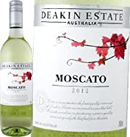 ディーキン・エステート・モスカート(※最新ヴィンテージでお届けとなります) オーストラリア 白ワイン 750ml ミディアムボディ寄りのライトボディ 甘口