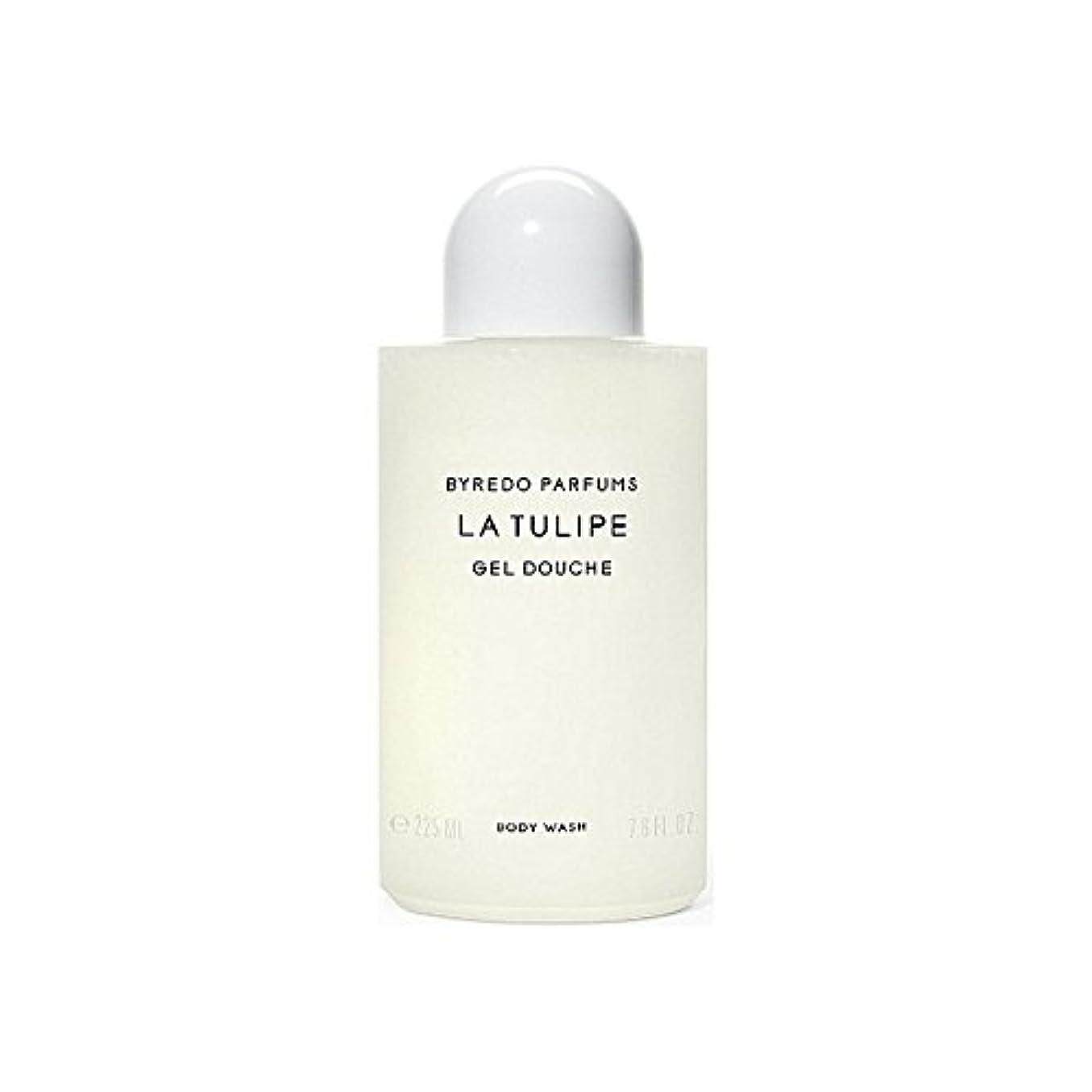 インシュレータスクラッチ中絶Byredo La Tulipe Body Wash 225ml - ラチューリップボディウォッシュ225ミリリットル [並行輸入品]