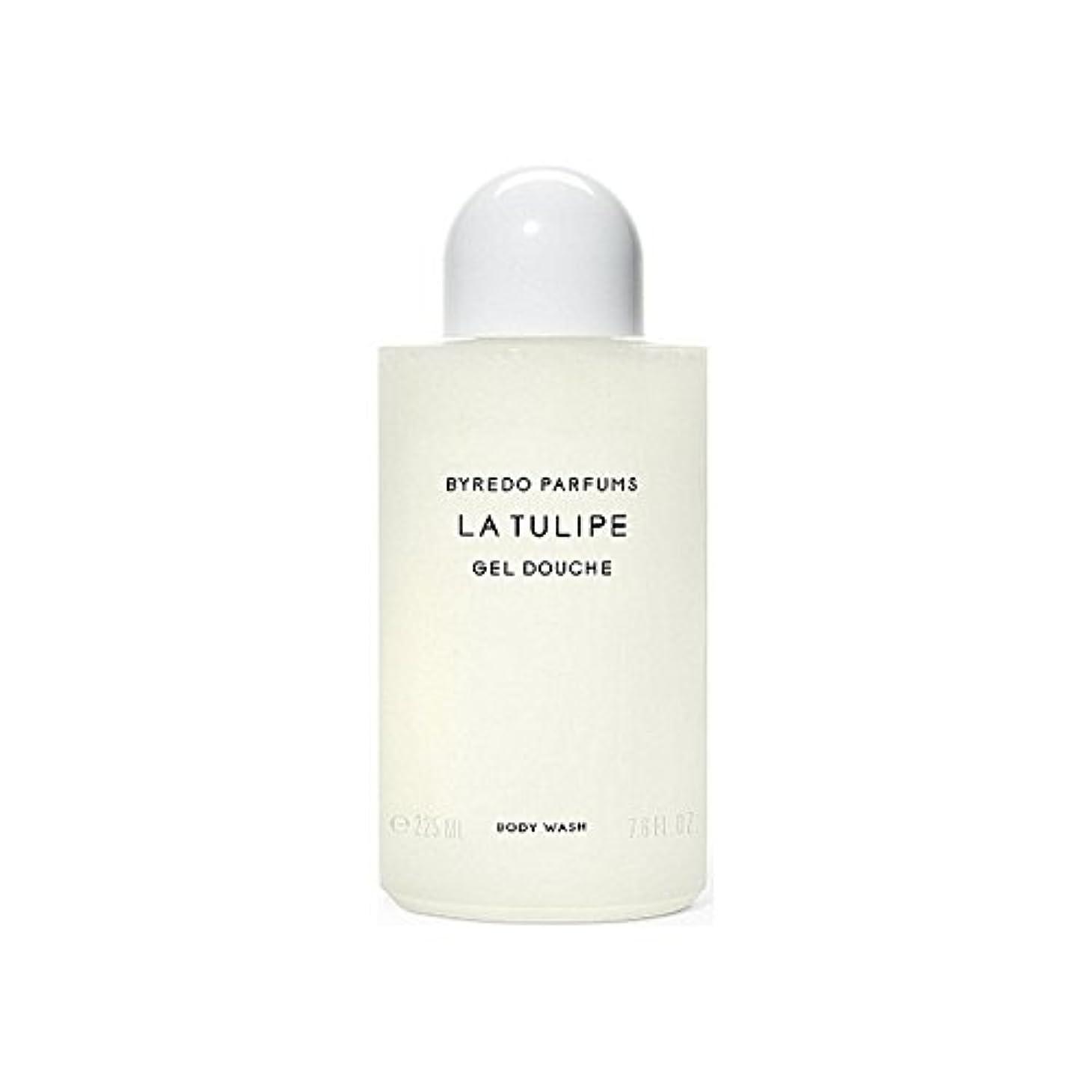 大陸道路冷ややかなByredo La Tulipe Body Wash 225ml - ラチューリップボディウォッシュ225ミリリットル [並行輸入品]