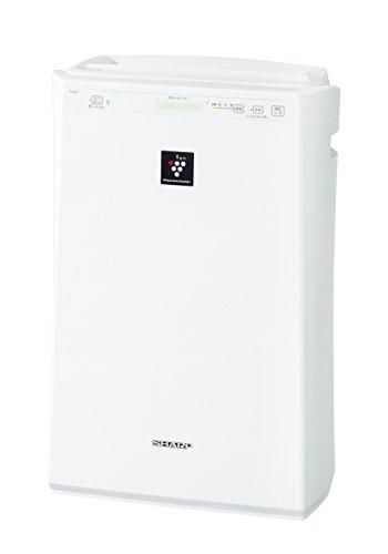 シャープ 空気清浄機 プラズマクラスター 7000 スタンダード 14畳 / 空気清浄 24畳 ホワイト FU-G51-W