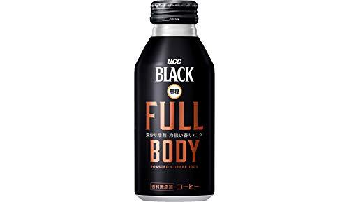 BLACK無糖 FULL BODY 375g ×24缶