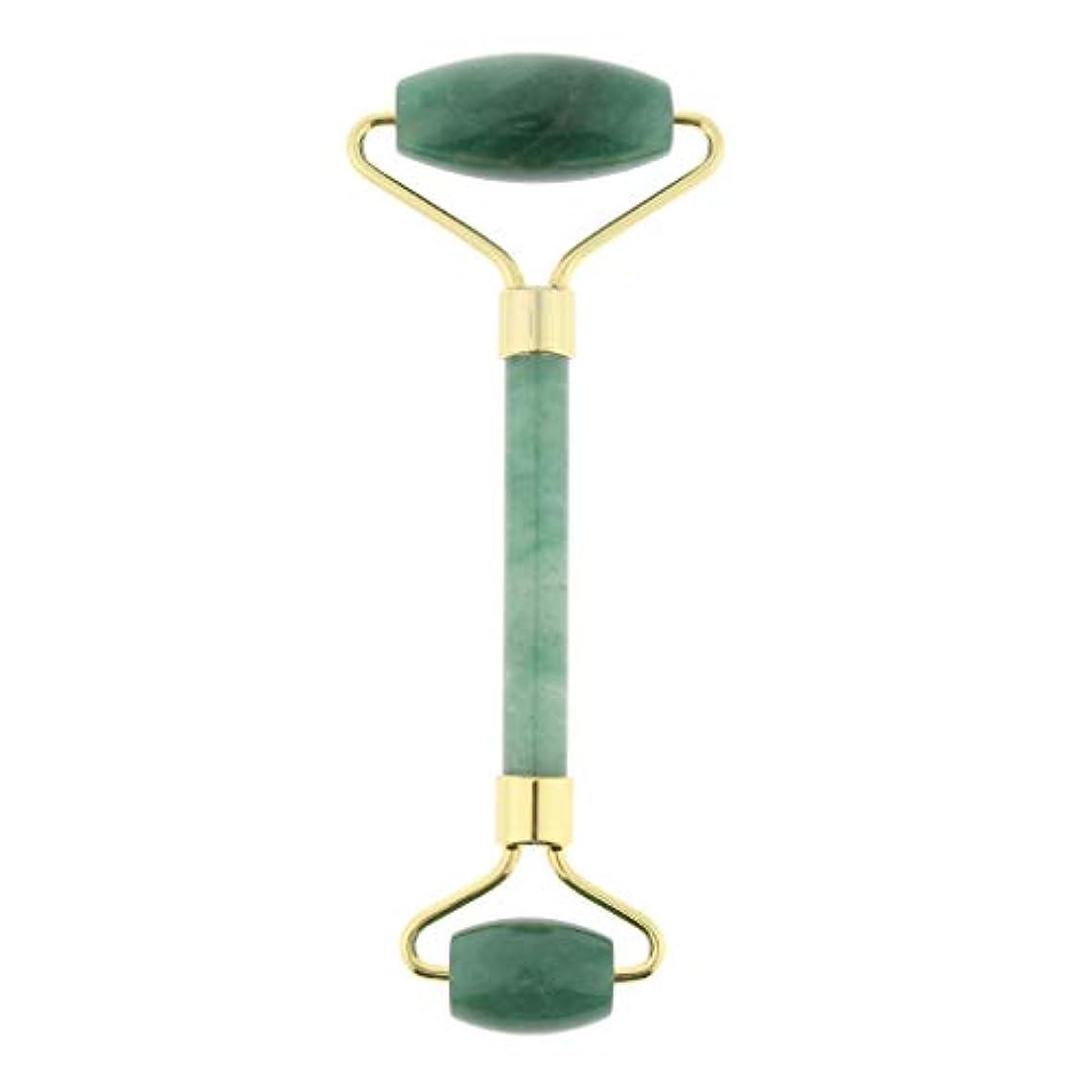 テスピアンオーケストラバンジージャンプD DOLITY マッサージローラー ストーン 手動マッサージャー 両端 4色選べ - 緑