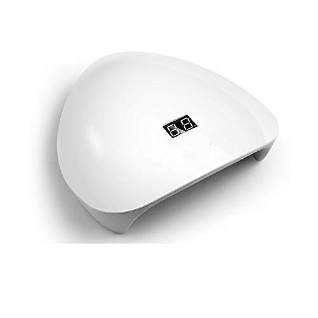 簡単な受益者危険を冒しますLittleCat 45WネイルUVドライヤースマートセンサプラスチックネイルポリッシュ光線療法ライト光線療法ライトローストツール