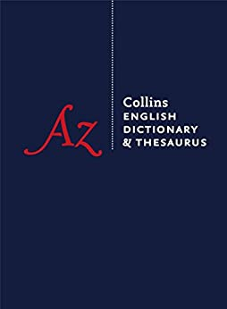 Collins English Dictionary & Thesaurus by [HarperCollins]