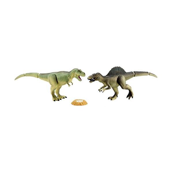 アニア AG-02 肉食恐竜ライバル激突セットの紹介画像8