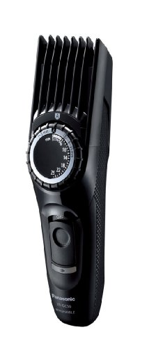 パナソニック メンズヘアカッター 黒 ER-GC50-K