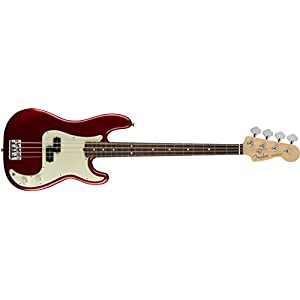 Fender エレキベース American Pro Precision Bass®, Rosewood Fingerboard, Candy Apple Red