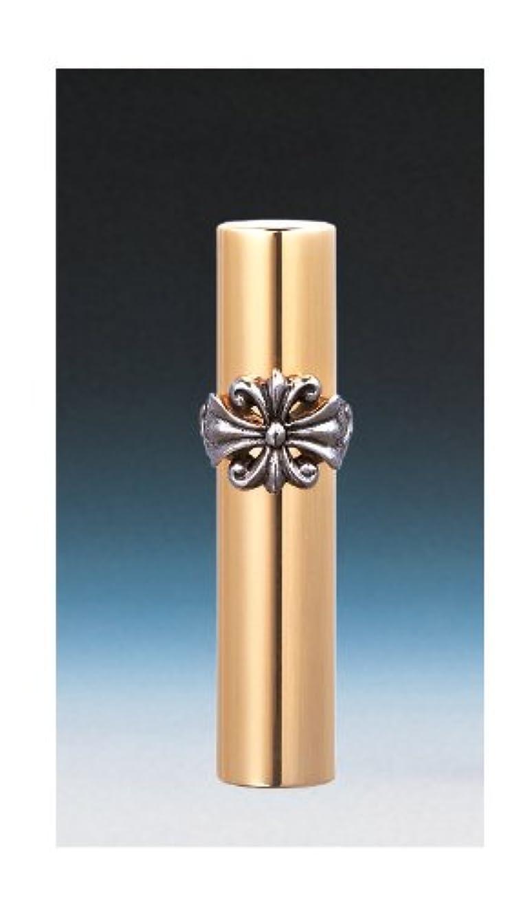 リング徹底的に呼吸する25110 メタルアトマイザーゴールド トライバルリング