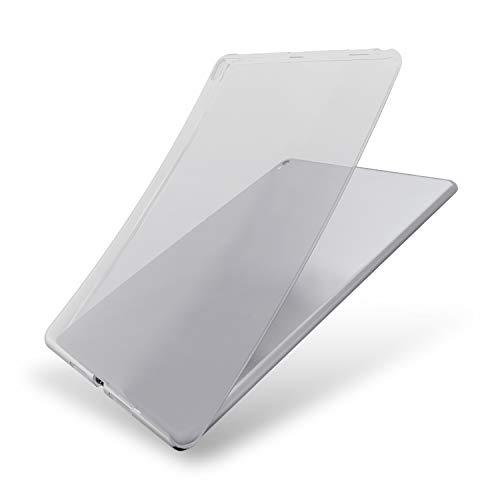 エレコム iPad Pro 11インチ (新iPad Pro 2018年モデル) ソフトケース スマートカバー対応 クリア TB-A18MUCCR