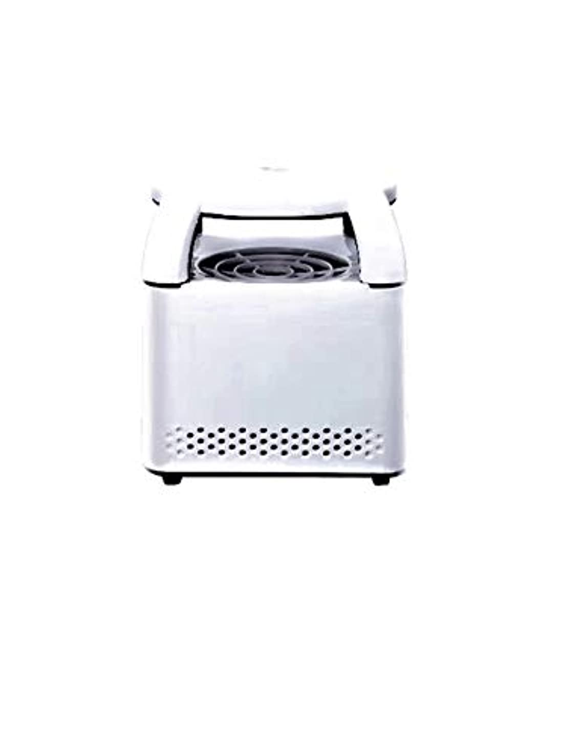 Led蚊キラーusb充電5ワット蚊キラートラップいいえ化学組成いいえノイズ妊娠中の女性が使用できる蚊キラーキラー (Color : White)