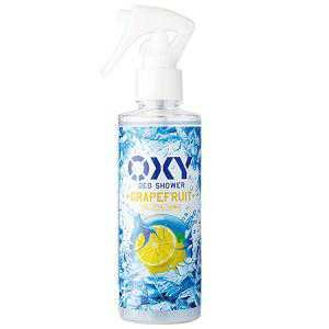 オキシー 冷却デオシャワー グレープフルーツの香り