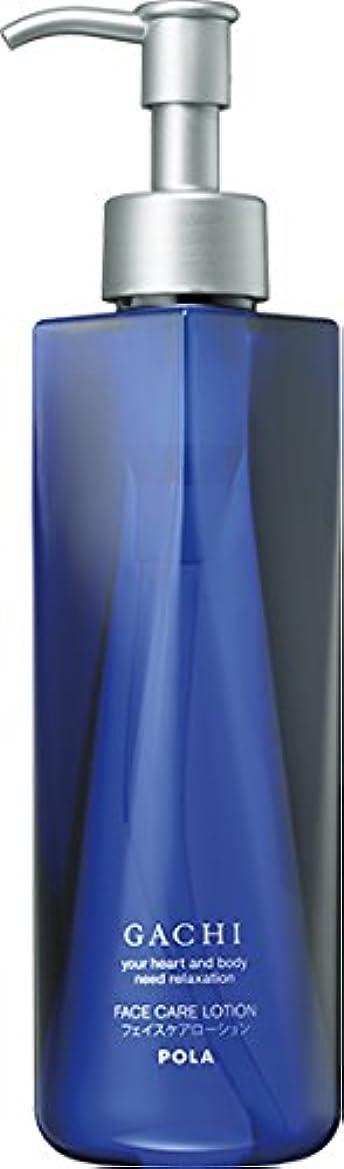 七面鳥楽観生息地POLA(ポーラ) GACHI ガチ フェイスケアローション 化粧水 1L 1L 業務用サイズ 詰替え 200mlボトルx3本