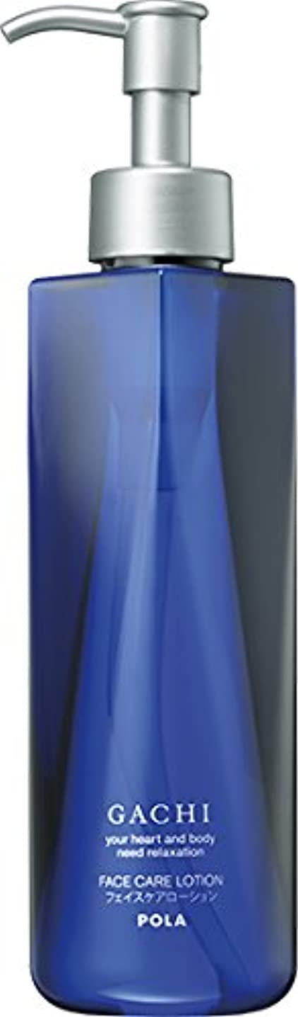 含める難民解明するPOLA(ポーラ) GACHI ガチ フェイスケアローション 化粧水 1L 1L 業務用サイズ 詰替え 200mlボトルx3本