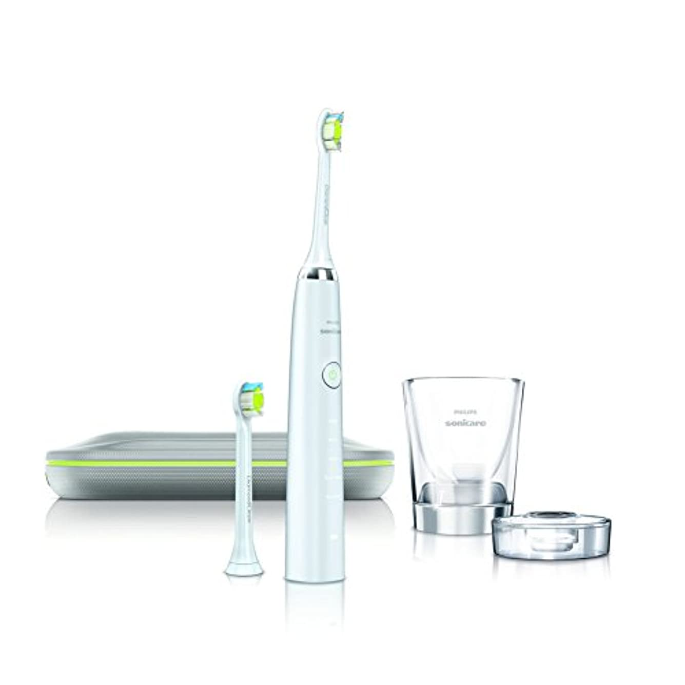 それにもかかわらず同級生行商Philips HX9382/04 Sonicare DiamondClean Sonic electric toothbrush & Simple English User's Manual Philips HX9382...