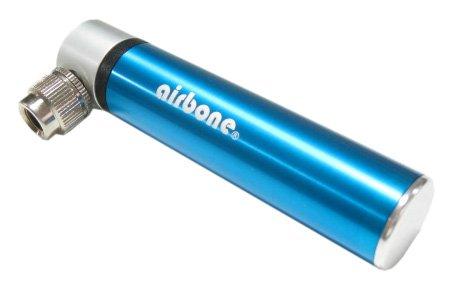 air bone(エアボーン) スーパーミニポンプ ブルー