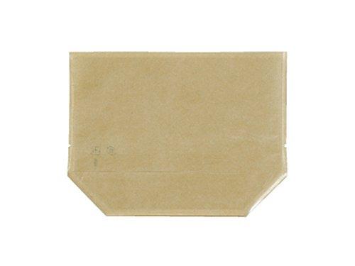 コッタ(Cotta) タートルパックbp-20-15 クラフト 20×15×4cm 324 100枚入