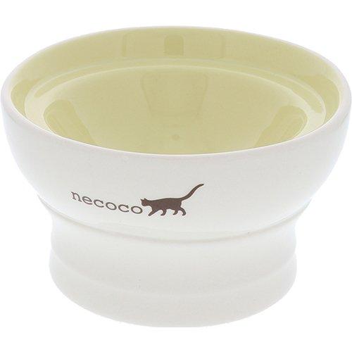 ペティオ『necoco 脚付き陶器食器』