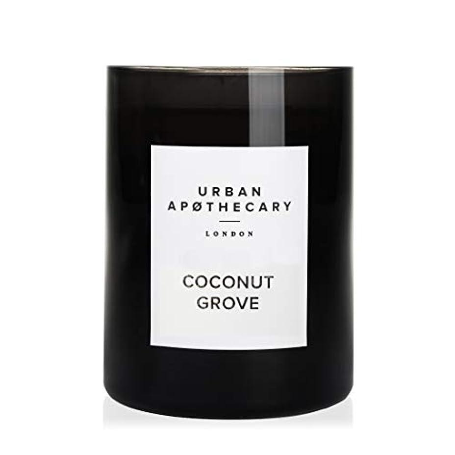 以降平和な瞳URBAN APOTHECARY キャンドル(大) COCONUT GROVE 300g