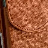 ブラウン【他3色あり】アイコスケース 高級サフィアーノレザー調 コンパクトでシックなデザイン シンプル スマートホルダータイプ IQOSケース アイコス専用 マグネット 多機能 カラビナフック ヒートスティック メンズ レディース ユニセックス 茶色