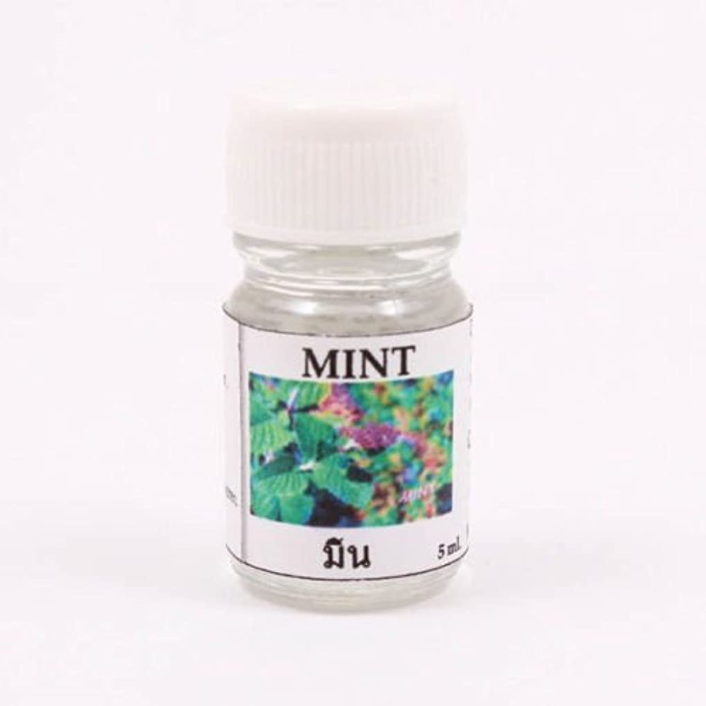 グローバル派生する対称6X Mint Aroma Fragrance Essential Oil 5ML. (cc) Diffuser Burner Therapy