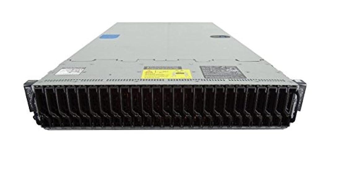 信頼性のある連合回転Dell PowerEdge C6320 4-Node 24ベイ SFF 2U サーバー 8X Intel Xeon E5-2680 V3 2.5GHz 12C 1TB DDR4, 8X 400GB SSDs, AHCI SATA RAID, iDRAC 8 Express 2X 1400W PSUs レール (認定整備済み)