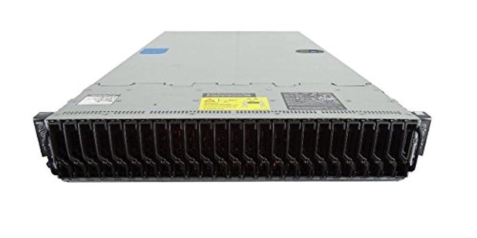 イサカポルノ徹底Dell PowerEdge C6320 4-Node 24ベイ SFF 2U サーバー 8X Intel Xeon E5-2680 V3 2.5GHz 12C 2TB DDR4, 8X 480GB SSDs, AHCI SATA RAID, iDRAC 8 Express 2X 1400W PSUs レール (認定整備済み)