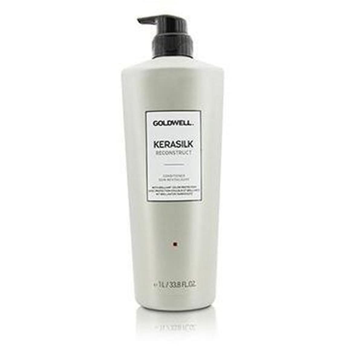 悪用疎外する可塑性ゴールドウェル Kerasilk Reconstruct Conditioner (For Stressed and Damaged Hair) 1000ml