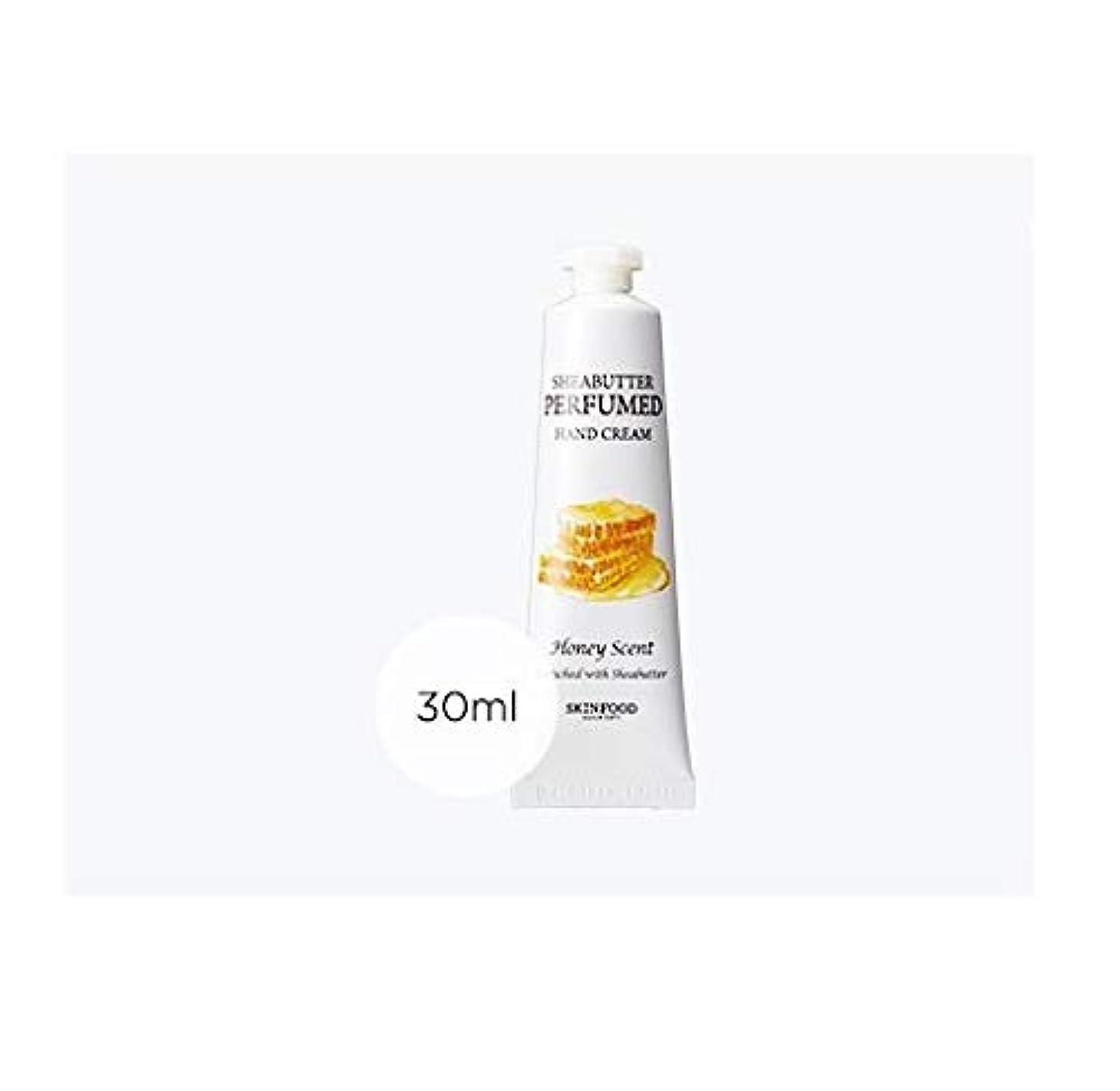 幻影メタルラインあいにくSkinfood シアバター香水ハンドクリーム#ハニーフレーバー/Shea Butter Perfumed Hand Cream #Honey flavor 30ml [並行輸入品]