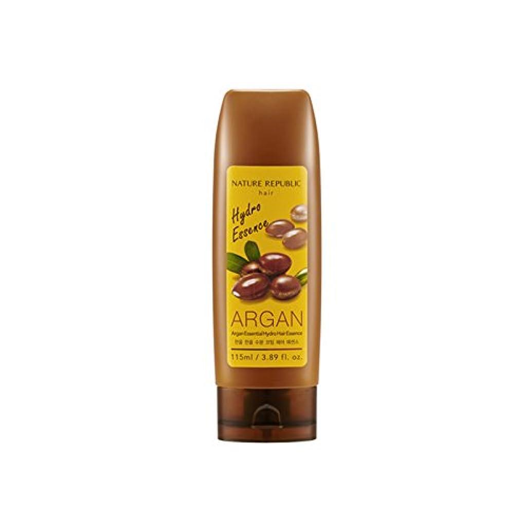 フィラデルフィアレジデンス国内の[ネイチャーリパブリック] Nature Republic アルガンエッセンシャルハイドロヘアエッセンス Argan Essential Hydro Hair Essence Treatment [並行輸入品]