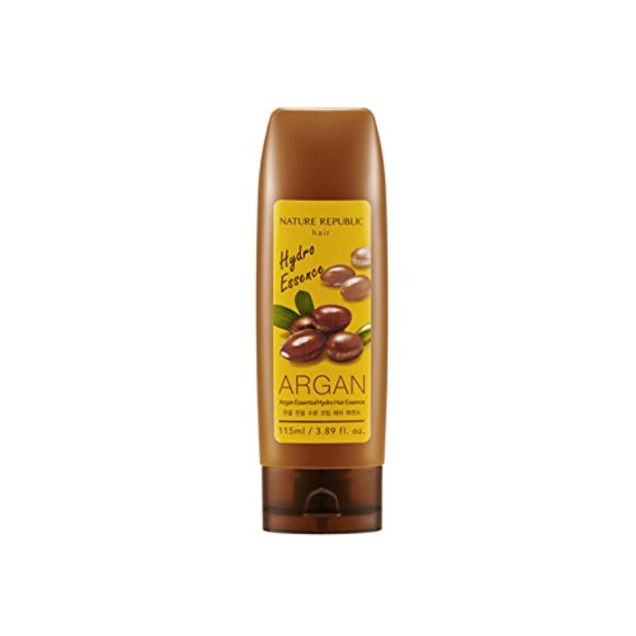 従者操るセンサー[ネイチャーリパブリック] Nature Republic アルガンエッセンシャルハイドロヘアエッセンス Argan Essential Hydro Hair Essence Treatment [並行輸入品]