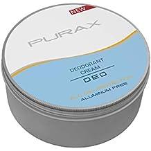 PURAX Deodorant Cream - Aluminum Free