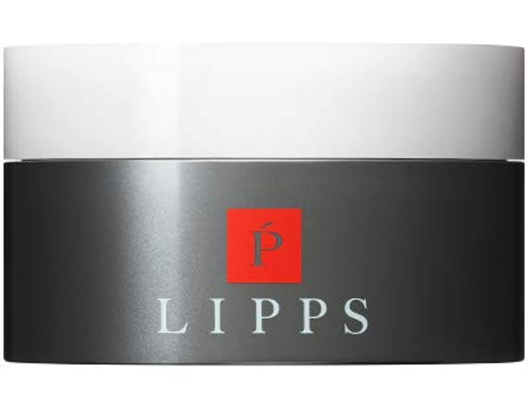 気候の山小切手欠伸【立ち上げ×シャープな束感】LIPPS L14フリーハードワックス (85g)
