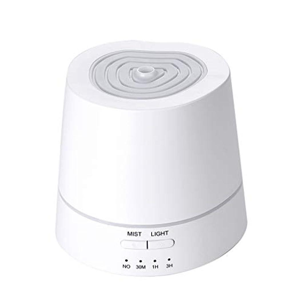 アロマディフューザー150ミリリットルアロマディフューザー/アロマエッセンシャルオイルディフューザークールミスト加湿器用ホームヨガオフィススパ寝室ベビールーム