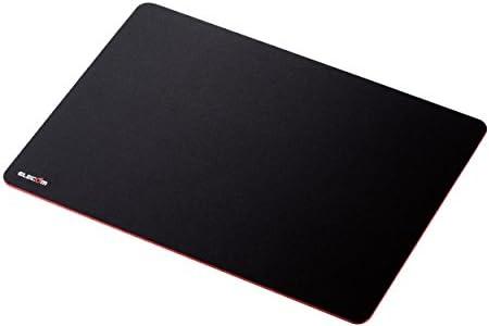 ELECOMマウスパッド MMOゲーミング DUXシリーズ Mサイズ ブラック MP-DUXMBK