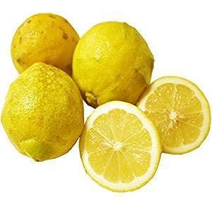 【訳あり】国産無農薬レモン1kg前後 (国産 広島県 ノーワックス 防カビ剤不使用 1kg)