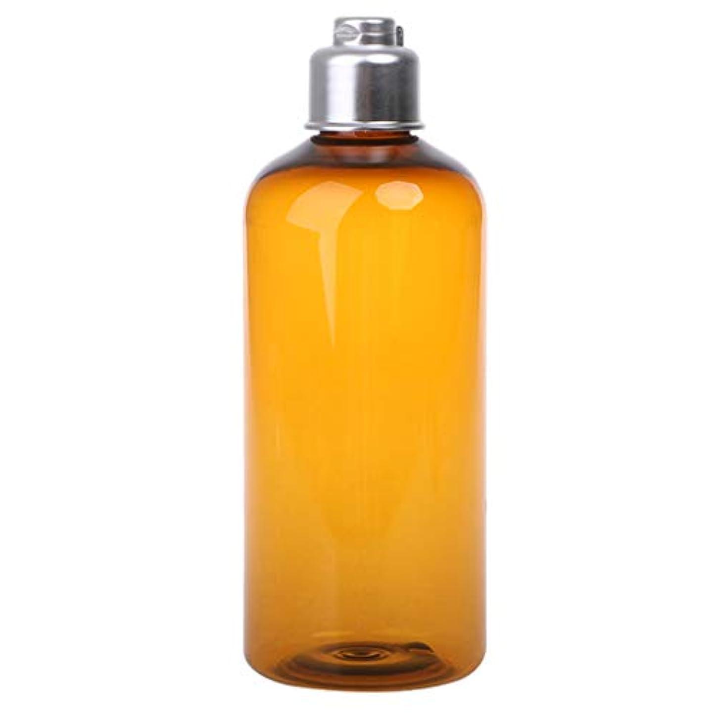 スマッシュホームレス抗議Dabixx 1ピース100/200 / 300ml化粧品空の詰め替え式ボトルクリームシャンプーローション - 300ML
