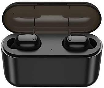 Bluetooth イヤホン 完全 ワイヤレス イヤホン スポーツ ブルートゥース ヘッドホン 極軽 バッテリー超大容量 Hi-Fi高音質 3Dステレオノイズリダクション内臓マイクBluetooth 5.0+EDR搭載 自動ブートアップ/自動ペアリング 左/右単独型 イヤホン 片耳/両耳モードiPhone/iPad/Android互換…