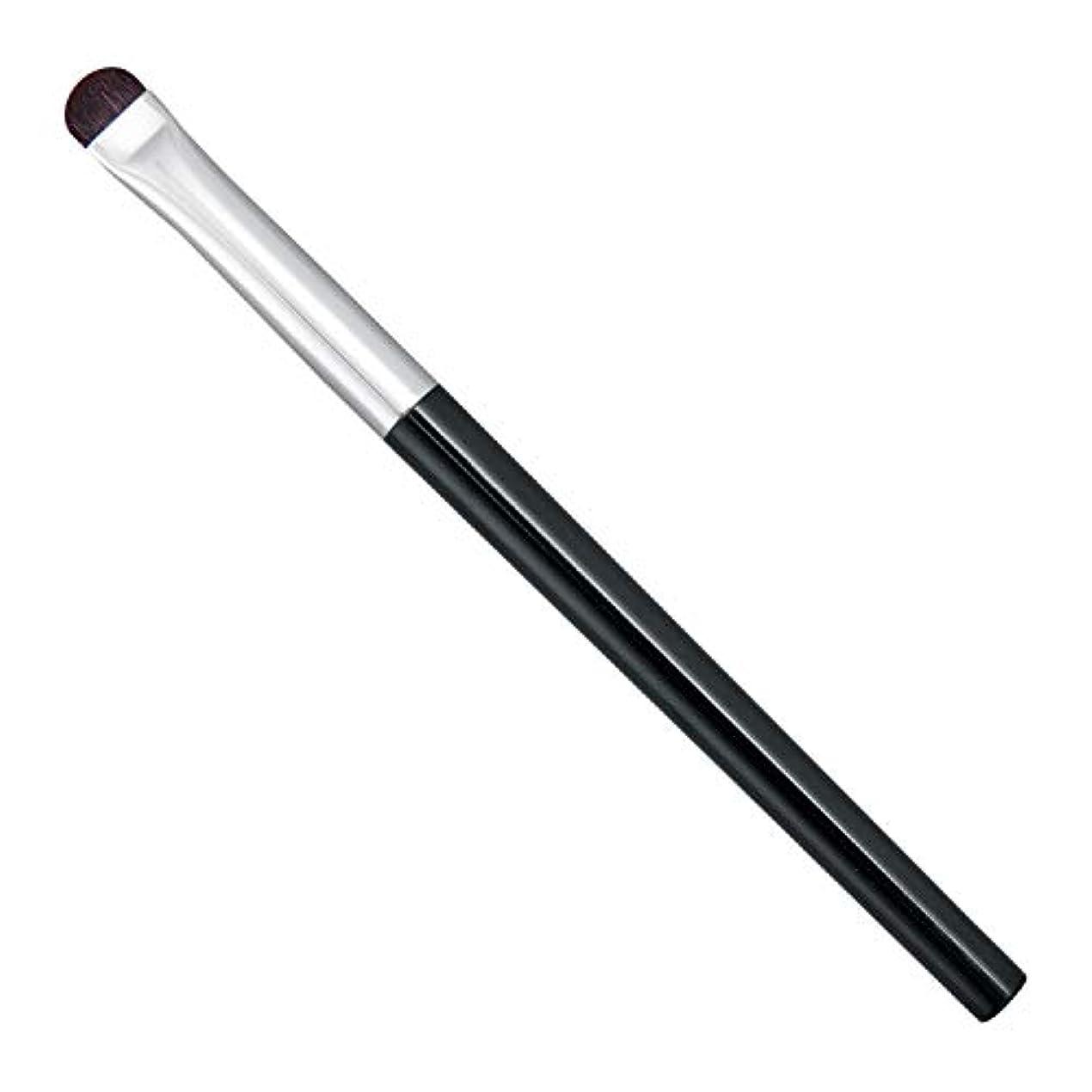 より多いメイドヘッドレス描きやすいアイメイクブラシ 熊野筆 アイシャドウ アイライナー 馬毛