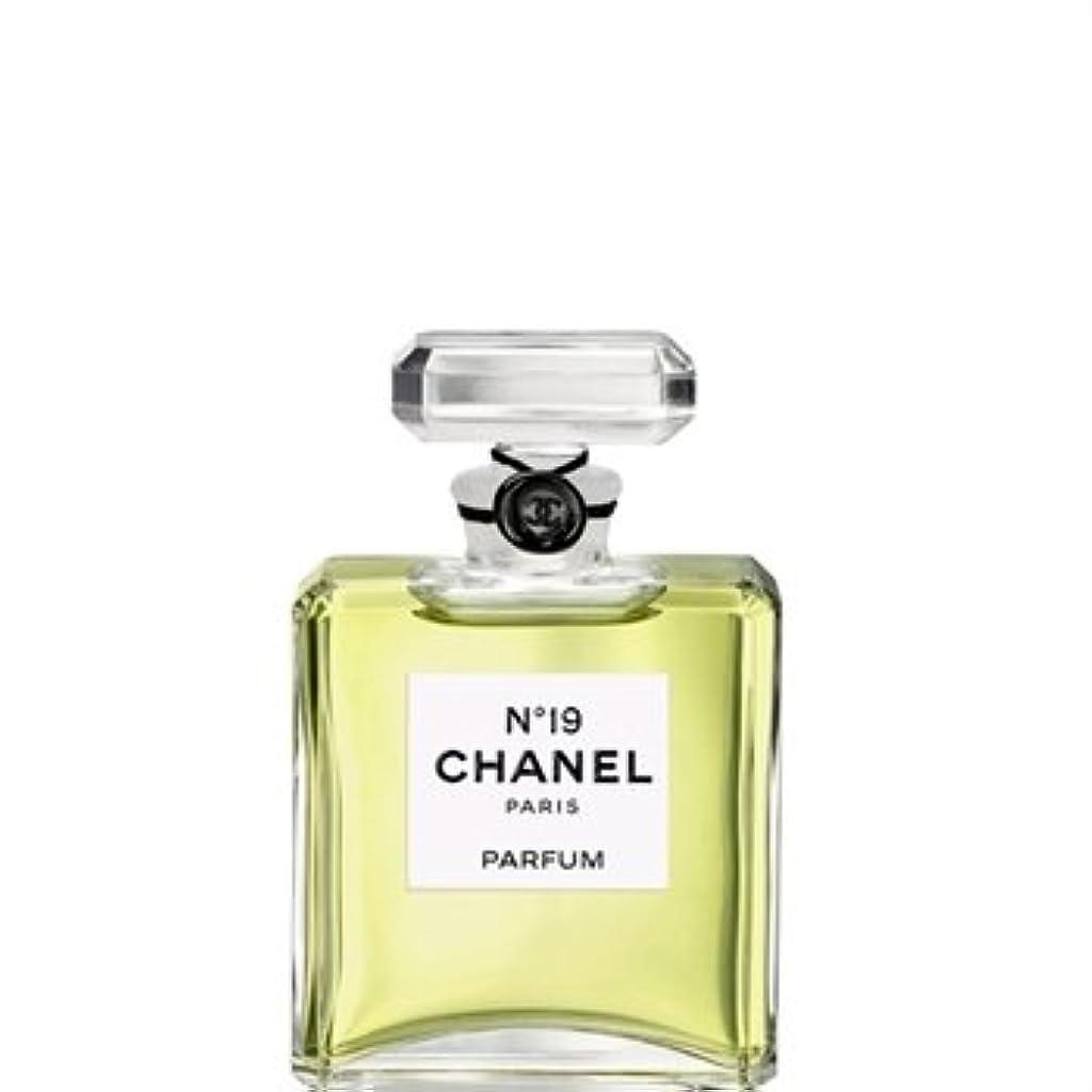 調和時系列受け取るCHANEL(シャネル) No.19 香水 7.5ml
