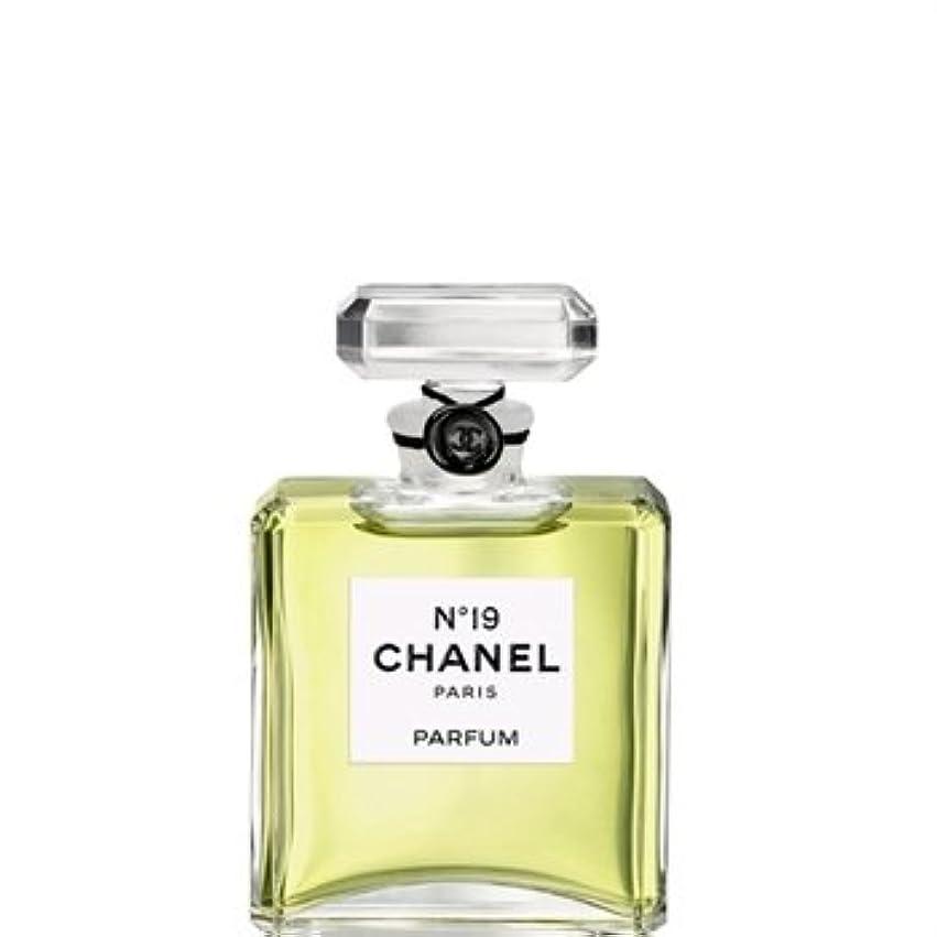 ほとんどの場合許容初期のCHANEL(シャネル) No.19 香水 7.5ml