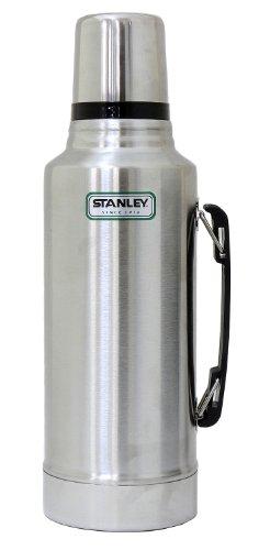 STANLEY/スタンレー クラシック真空ボトル 1.9L シルバー