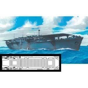 1/700 ウォーターライン スーパーディテール 航空母艦 大鷹 エッチング飛行甲板仕様