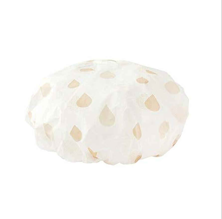 サンプルスチュワード過ちSZM シャワーキャップ ヘアキャップ 防水 浴用帽子 お風呂 シャワー用 撥水 繰り返す使用可能 色ランダム (20個セット)