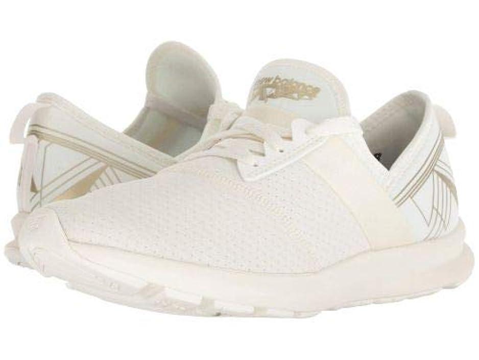 見通し妖精レイNew Balance(ニューバランス) レディース 女性用 シューズ 靴 スニーカー 運動靴 WXNRGv1 - Sea Salt/Metallic Gold [並行輸入品]