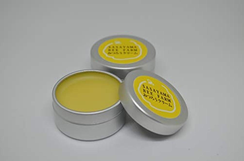 面計算引き受けるささやまビーファーム ミツロウクリーム 養蜂家の作ったハンドクリーム (5個)
